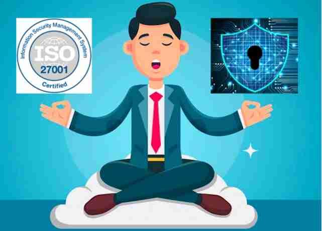 ISO 27001 : vous allez trouver la voie