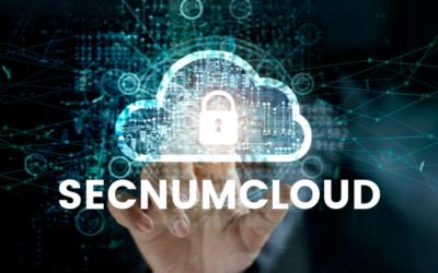 SecNumCloud- sécurité des Services Cloud